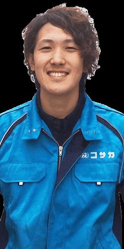 新潟営業所 江川航太