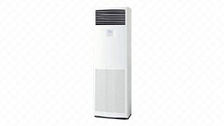 床置型エアコン