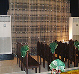結婚式場への取付例-01